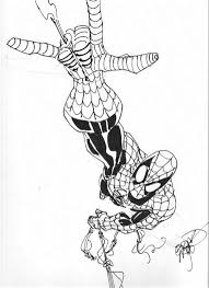 2014 printable spiderman coloring pages at coloring point for kids