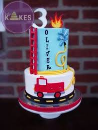 how to make a fire truck birthday cake with betty crocker party