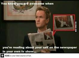 How I Met Your Mother Memes - what are some funny how i met your mother memes quora