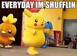 Funny Meme Gifs - even pikachu by the french warren meme center
