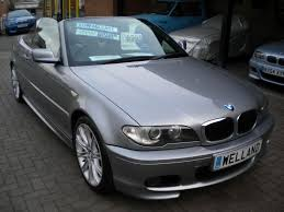 used bmw 3 series 318 ci m sport 2dr convertible f s h low