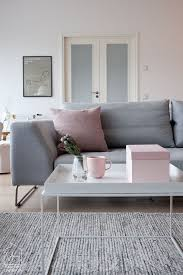 simple home interiors grey and pink living room ideas beautiful pink decoration