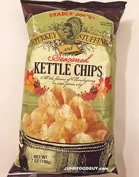 review trader joe s turkey seasoned kettle chips