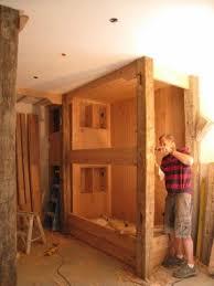 Rustic Bunk Beds Foter - Rustic wood bunk beds