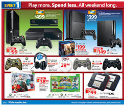 best electronic game deals on black friday wal mart best buy and target reveal game centered black friday sales