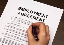 Agreement Templates Free Word S Contract Of Employment Employment Rights Ireland Work Contract