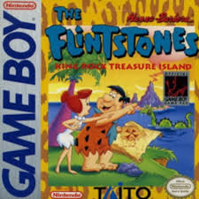 flintstones king rock treasure island price game boy