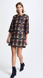 coley bell sleeve dress shopbop