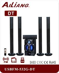 home theater speakers ailiang high quality 5 1 home theater speaker system audio system