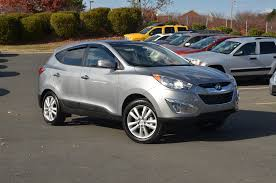hyundai crossover 2015 hyundai tucson 2010 2015 allied motoring group
