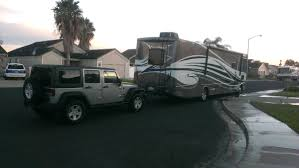 jeep hurricane towing a vehicle thor forums