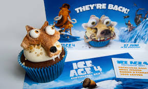 20th century fox u2013 ice age 4 cupcakes u2013 productions