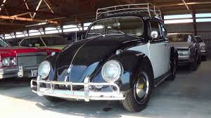 old volkswagen type 3 1960 vw beetle 1600 cc nice vintage volkswagen with roof rack