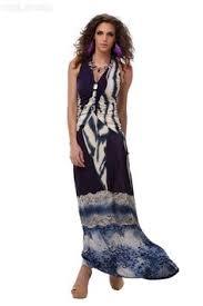 stylish europe style hollow swallow tail laciness maxi dress