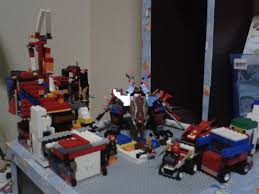 Lego Headquarters Ace Swan Blog Lego Ninjago Moc Fire Ninja Hq Headquarters