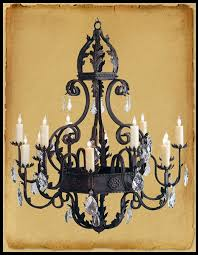 Black Metal Chandeliers Best 25 Iron Chandeliers Ideas On Pinterest Wrought Iron