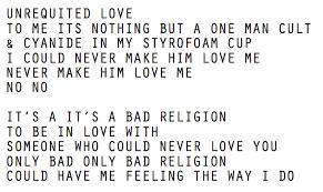 Blind Pilot 3 Rounds And A Sound Lyrics Bad Religion Frank Ocean