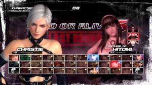 dead or alive 5 last round online multiplayer gameplay