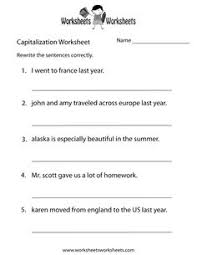 punctuation correction worksheets free worksheets library