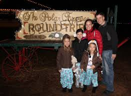 making memories at the polar express at texas state railroad my