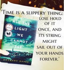 The Light We Cannot See 50 Best All The Light We Cannot See By Anthony Doerr Images On