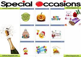 special facebook picture emoticons codes for all occasions 2014
