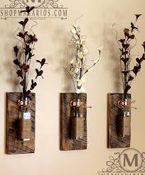 Where To Hang Wall Sconces Best 25 Wall Vases Ideas On Pinterest Wall Candle Holders