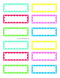 Printable Labels Free Printable Labels For Ziplocs And Great For Lunch Labels For