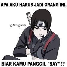 Meme Indonesia Terbaru - gambar meme komik naruto lucu indonesia gambar kata kata