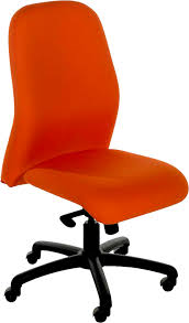 Office Chair Without Armrest Executive Office Chairs With Or Without Swivel Base Ref Barkway