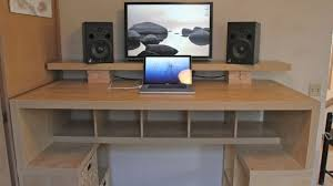 Computer Desk Design Marvelous Custom Desk Design Ideas Top Office Furniture Plans With