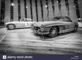 car mercedes racing car mercedes benz 300 sl w194 and the sports car stock