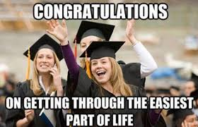 Funny Graduation Memes - 12 graduation memes that sum up everything you re feeling right now