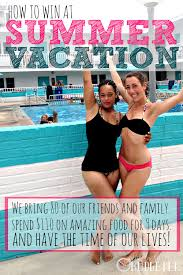 family vacation ideas on a budget how to save money on vacation one family s unique solution