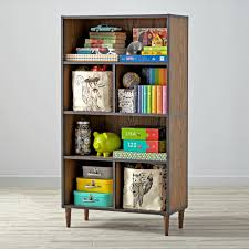 kids bookcases u0026 bookshelves the land of nod bookcase in bookcase