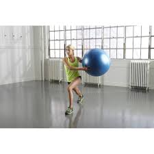 gold u0027s gym 65cm anti burst body ball walmart com