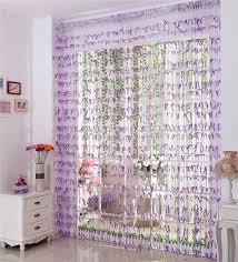 Curtains Decoration Fringe Curtains Tinsel Foil Fringe Metallic Door Window Backdrops