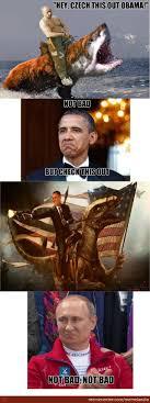 Obama Putin Meme - obama putin by recyclebin meme center