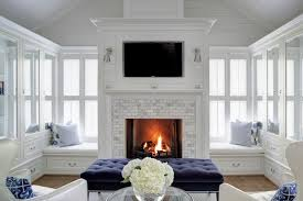 Fireplace Tile Design Ideas by Love The Arch And Sconces Would Do Brick Instead Of Marble