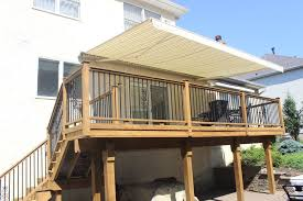 Creative Awnings Ideas Motorized Retractable Awnings U2014 Home Ideas Collection