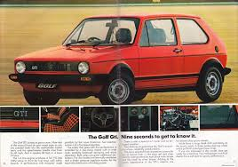 volkswagen old red ausmotive com volkswagen golf brochure u2013 1980