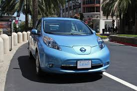 nissan leaf charge time 2011 nissan leaf orders commence fast charge option 700