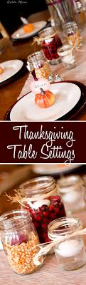 thanksgiving table settings and printables ashlee
