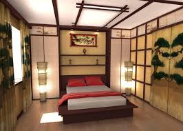 Bedroom In Japanese Style - Japanese bedroom design ideas
