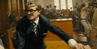 one of the most memorable scenes from u0027kingsman u0027 was originally