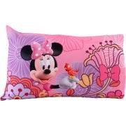 Toddler Minnie Mouse Bed Set Disney Minnie Mouse Fluttery Friends 4 Piece Toddler Bedding Set