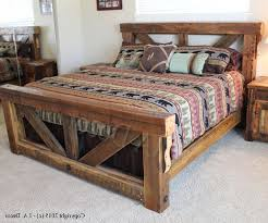 Best Bed Frame For Heavy Person 17 Best Ideas About Rustic Bed On Pinterest Rustic Bed Frames Best