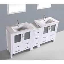 Sink Makeup Vanity Combo by Bathrooms Design Lowes Bathroom Vanities Inch Double Vanity With
