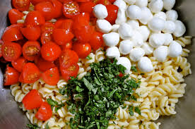 Simple Pasta Salad Recipe Perfect For Summer Caprese Pasta Salad