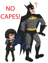 No Capes Meme - 7 best no capes images on pinterest edna mode costumes and no capes
